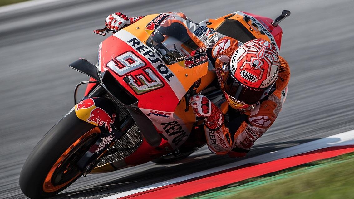 MotoGP Druck 1134x638 300DPI Marc Marquez 2018 Flickr Box Repsol