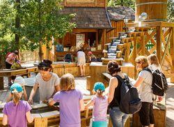 Familypark St.Margarethen - Edelsteinmine