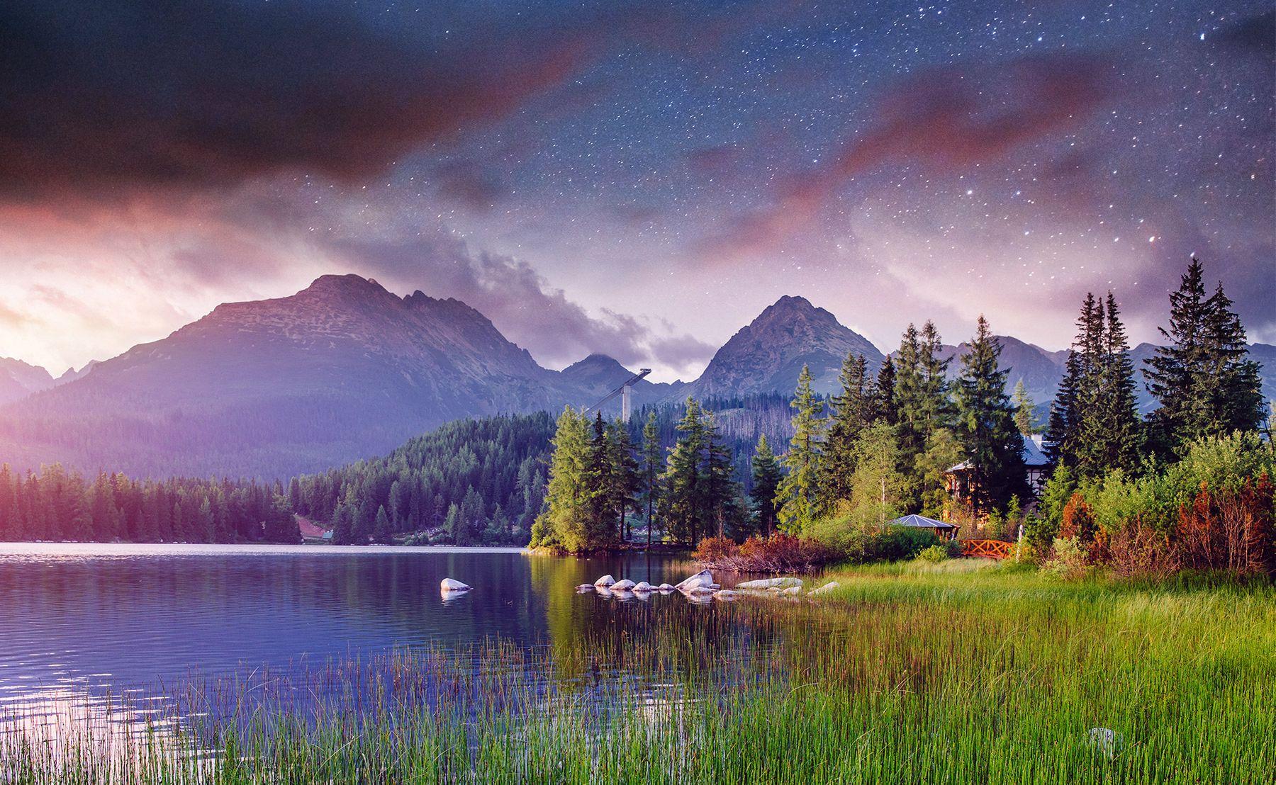 See Strbske pleso Tatra iStock854714830 web